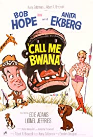 Call Me Bwana Poster