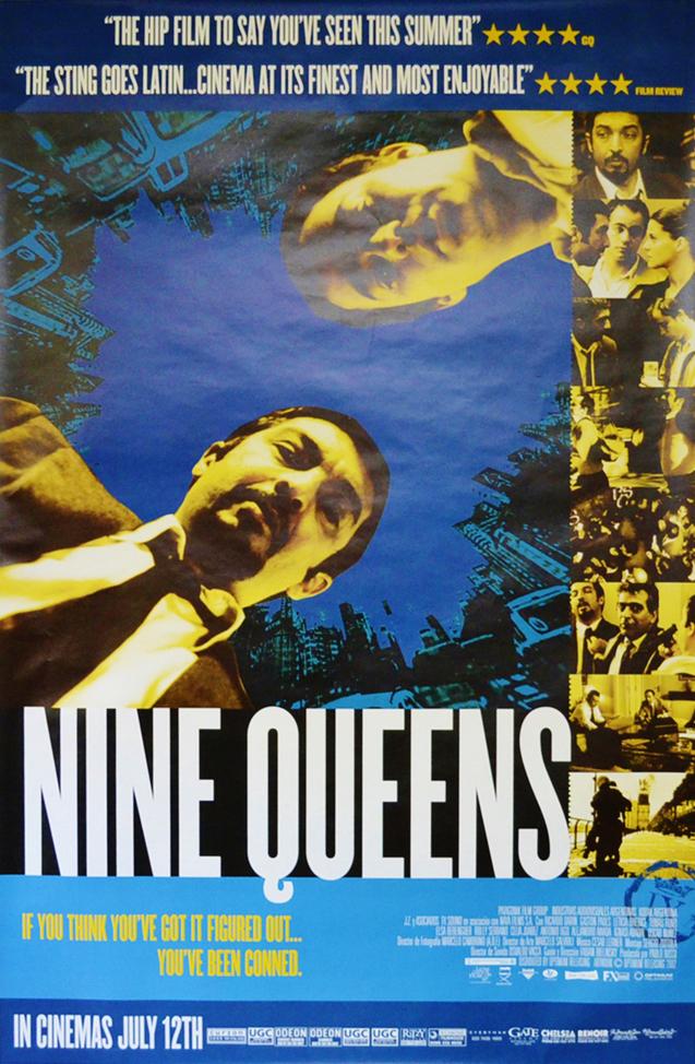 Nueve reinas (2000)