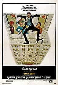 Plaza Suite (1971) Poster - Movie Forum, Cast, Reviews