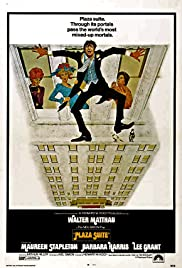 Plaza Suite (1971) Poster - Movie Forum, Cast, Reviews