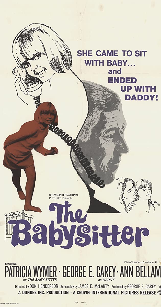 Weekend With The Babysitter 1970 Movie Poster