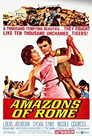 Amazons of Rome Poster