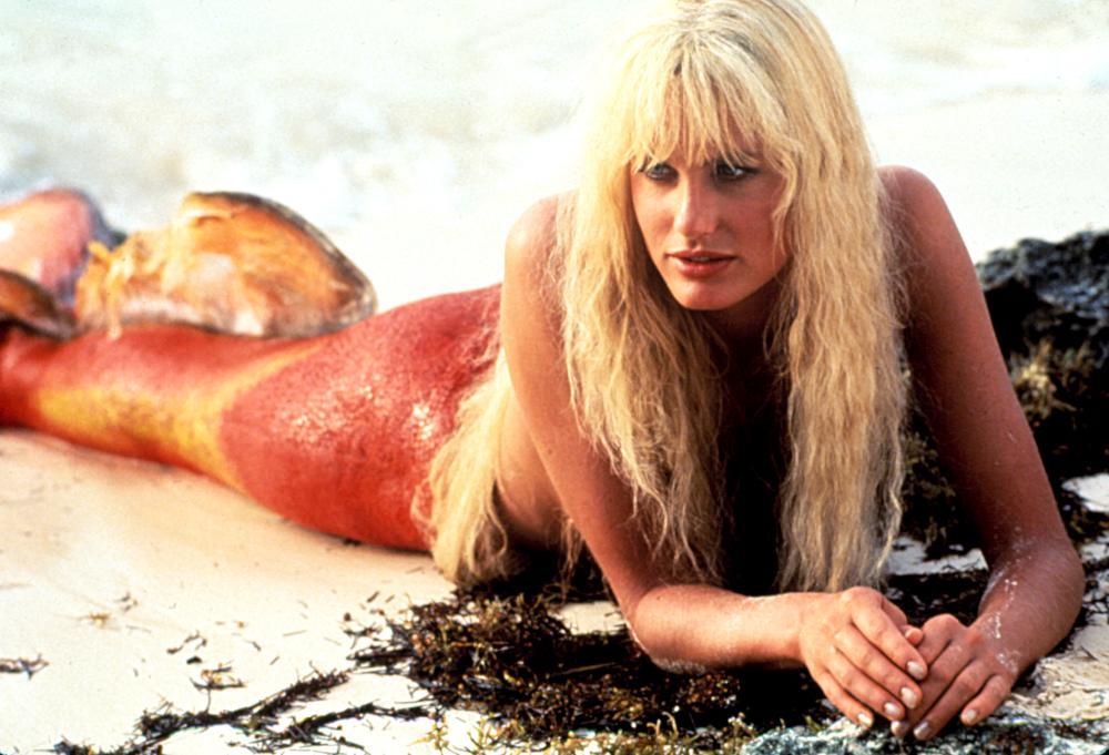 Daryl Hannah in Splash (1984)