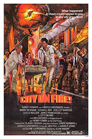 Where to stream City on Fire