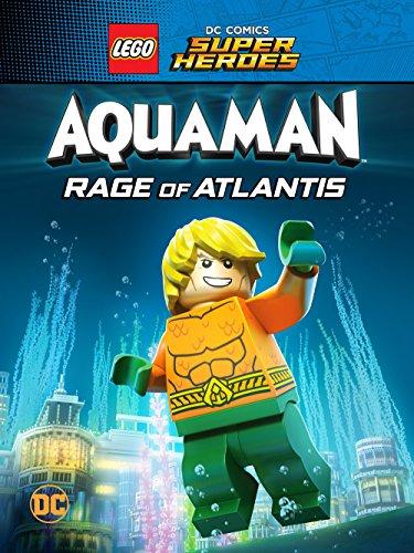 LEGO DC Comics Super Heroes: Aquaman - Rage of Atlantis (2018) BluRay 720p