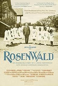 Official Poster for the Aviva Kempner film, Rosenwald (2015)