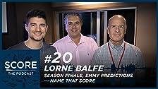 Lorne Balfe, Emmy Pronostici e nome che punteggio