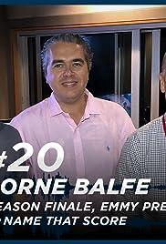 Lorne Balfe, Emmy Predictions & Name That Score Poster