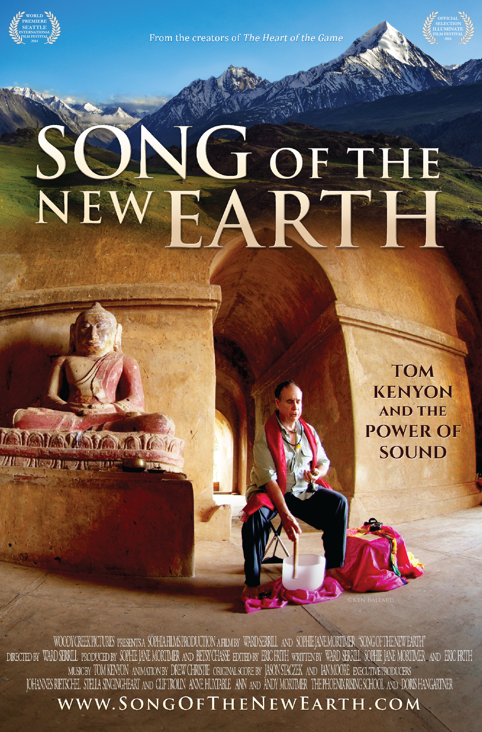 Song of the New Earth (2014) - IMDb