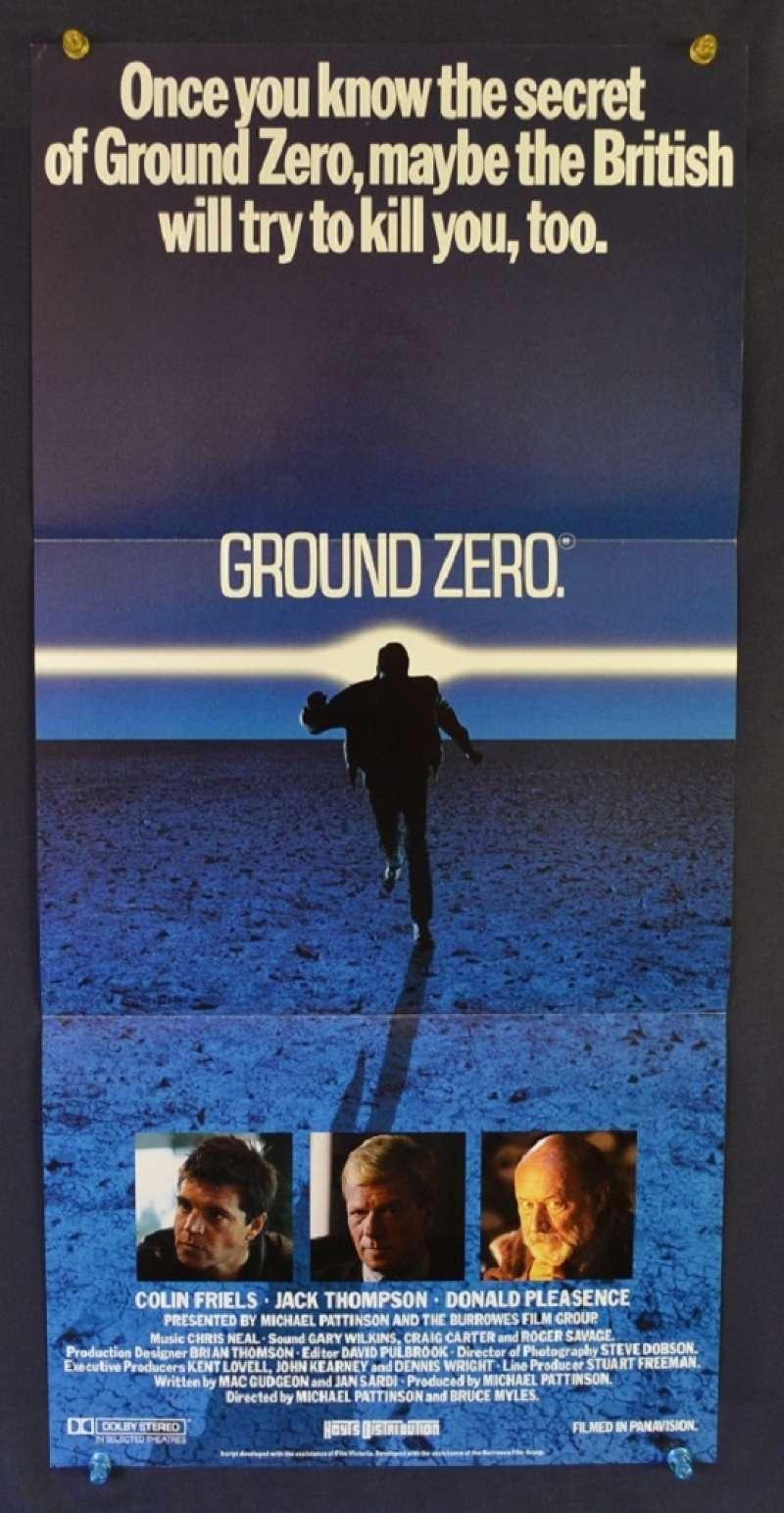 Ground Zero (1987)