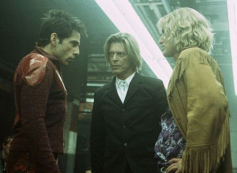 David Bowie, Ben Stiller, and Owen Wilson in Zoolander (2001)