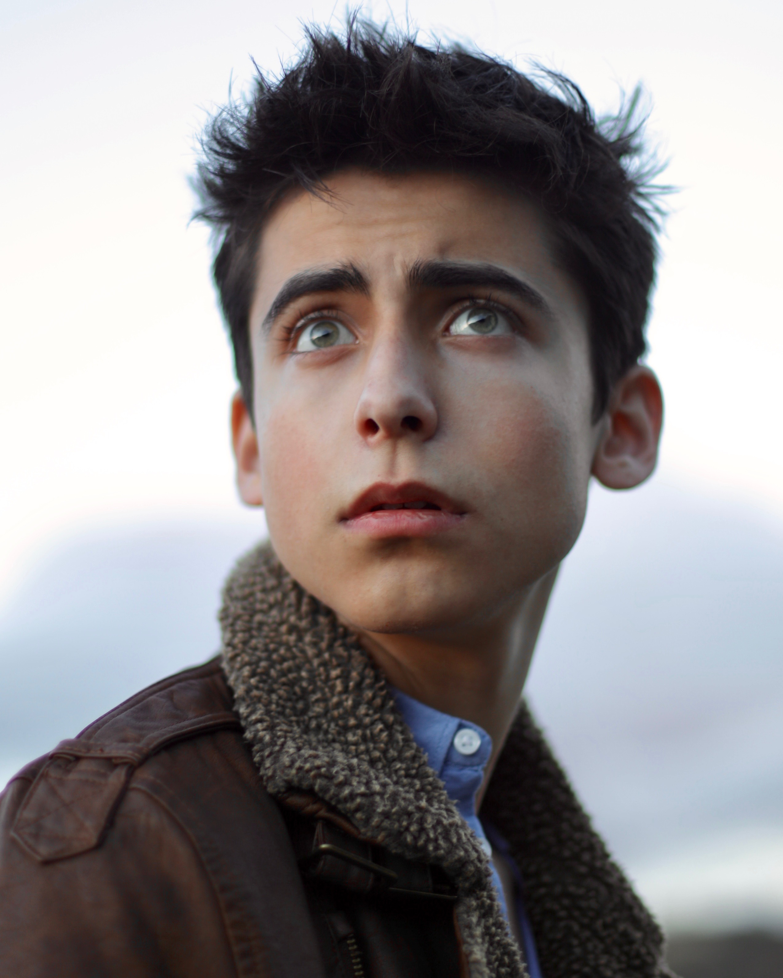 Aidan Gallagher