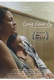 Izzy Hau'ula and Erica Muñoz in Long Gone By (2019)