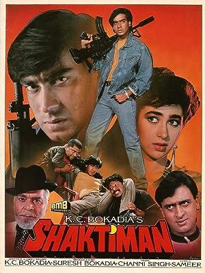Shaktiman movie, song and  lyrics