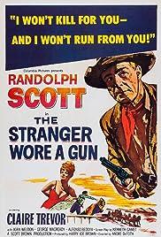 The Stranger Wore a Gun(1953) Poster - Movie Forum, Cast, Reviews