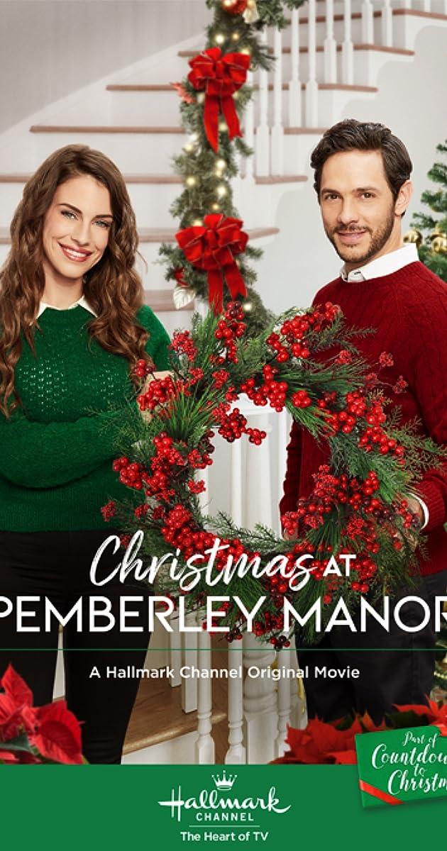 Christmas Camp Hallmark Cast.Christmas At Pemberley Manor Tv Movie 2018 Full Cast