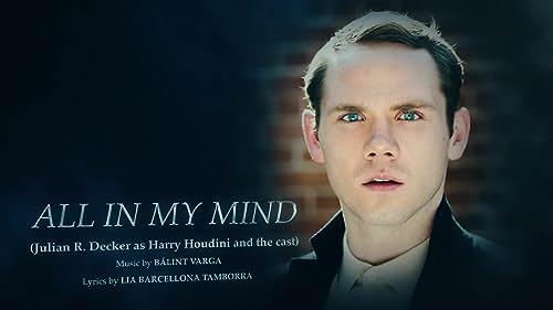d'ILLUSION Teaser #1 - Harry Houdini (Julian R. Decker)