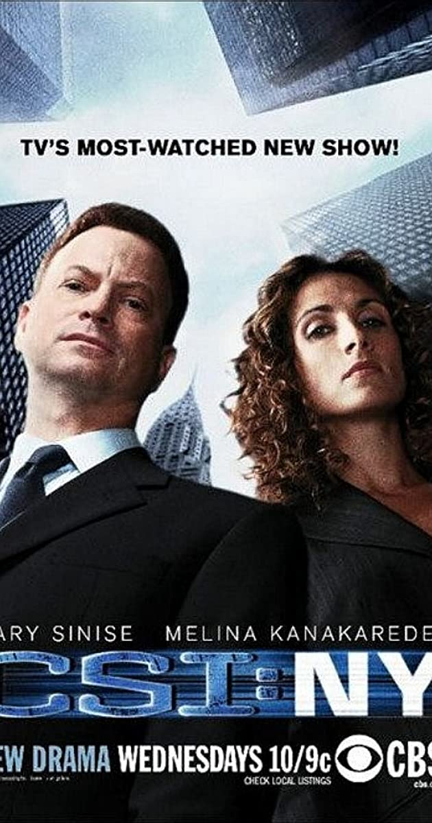 Csi Ny Tv Series 20042013 Full Cast Crew Imdb