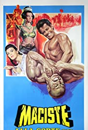 Samson and the 7 Miracles of the World (1961) Poster - Movie Forum, Cast, Reviews