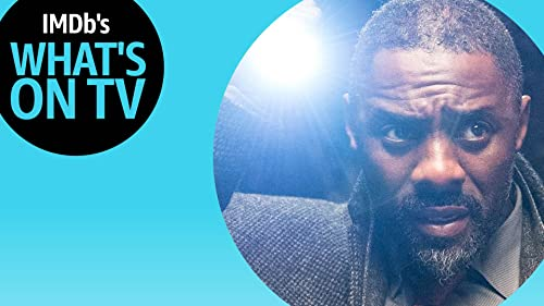 "Forget James Bond, Idris Elba Has Enough to Deal With in ""Luther"""