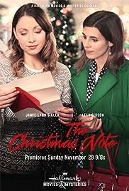 The Christmas Note.The Christmas Note Tv Movie 2015 Imdb