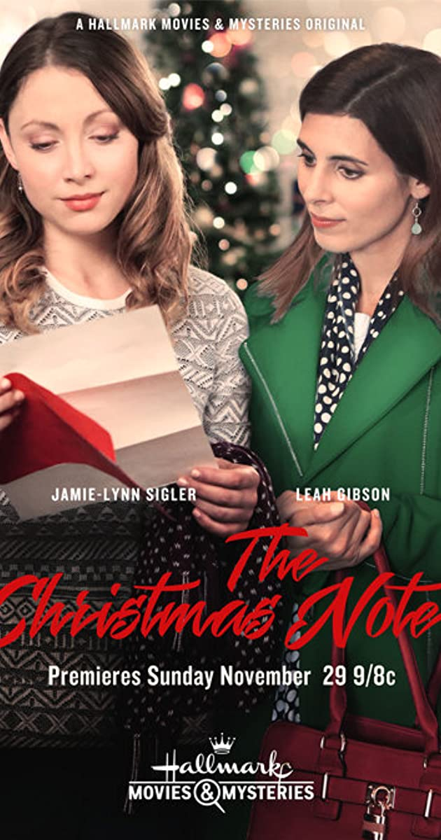 The Christmas Note Cast.The Christmas Note Tv Movie 2015 Full Cast Crew Imdb
