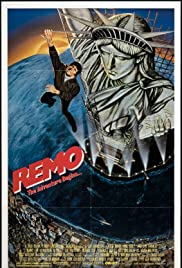 Remo Williams: The Adventure Begins (1985) Poster - Movie Forum, Cast, Reviews