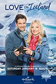 Kaitlin Doubleday and Colin Donnell in Love on Iceland (2020)