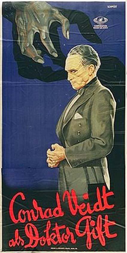 Conrad Veidt in The Last Performance (1929)