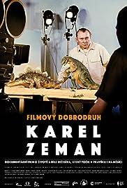 Film Adventurer Karel Zeman(2015) Poster - Movie Forum, Cast, Reviews