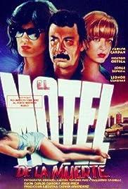 El motel de la muerte Poster