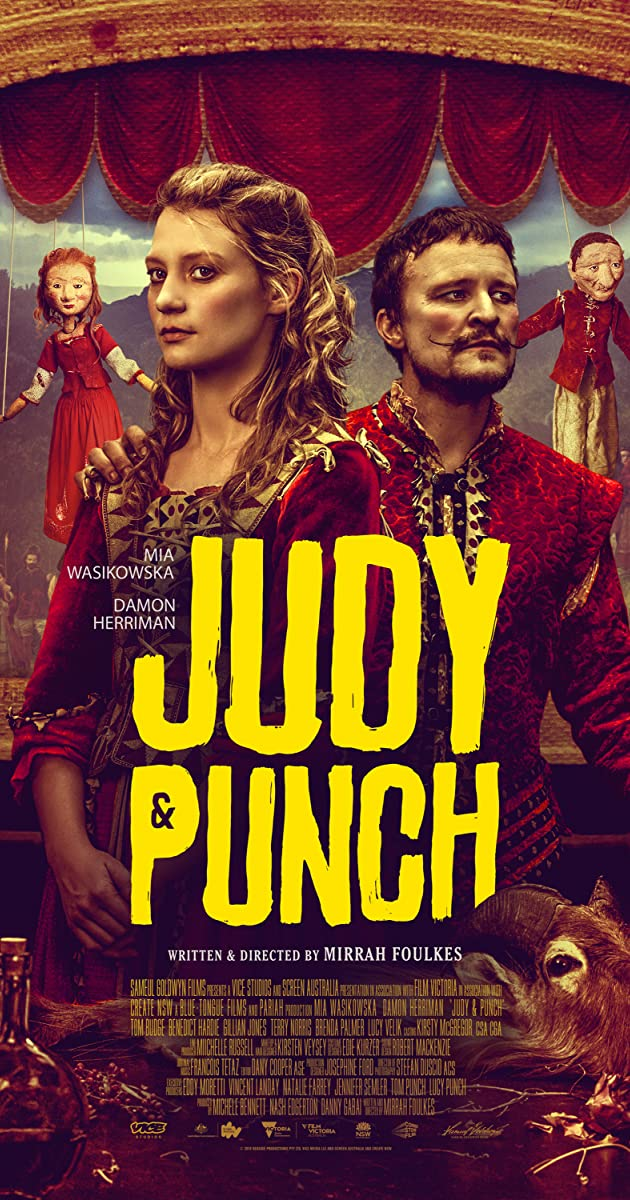 Subtitle of Judy & Punch