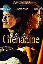 Les Siestes Grenadine Poster