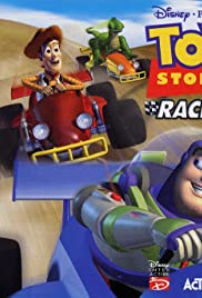Toy Story Racer Poster