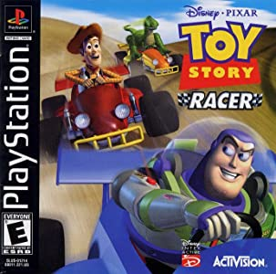 English movie downloads free Toy Story Racer by Hideki Konno [720x320]