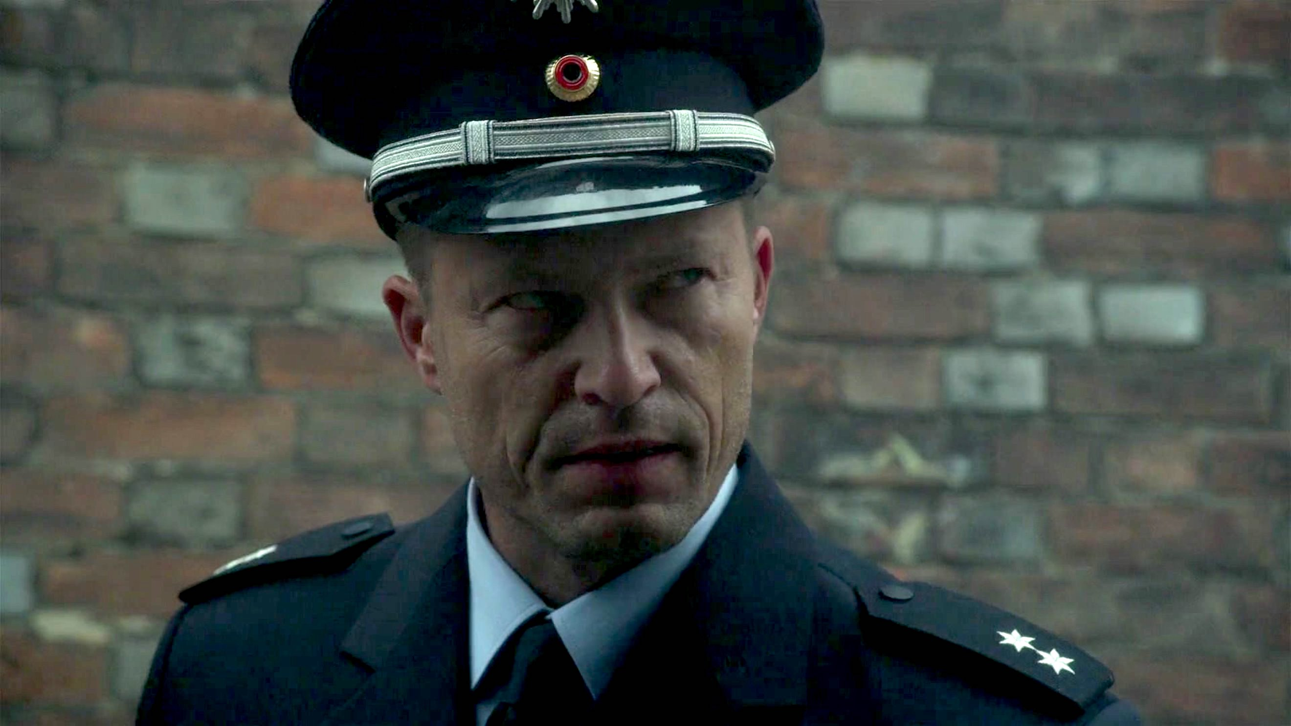 Til Schweiger in Muppets Most Wanted (2014)