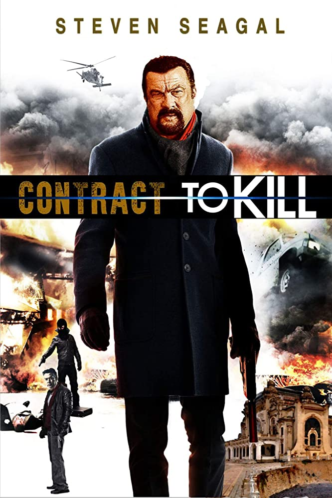 Contract To Kill (2018) Dual Audio 720p BluRay ORG [Hindi + English] ESubs