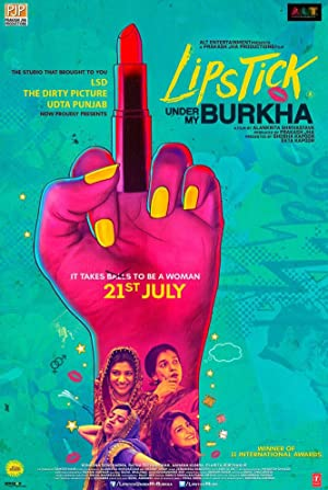 Permalink to Movie Lipstick Under My Burkha (2016)