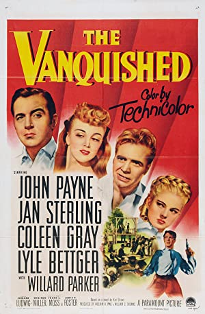Where to stream The Vanquished