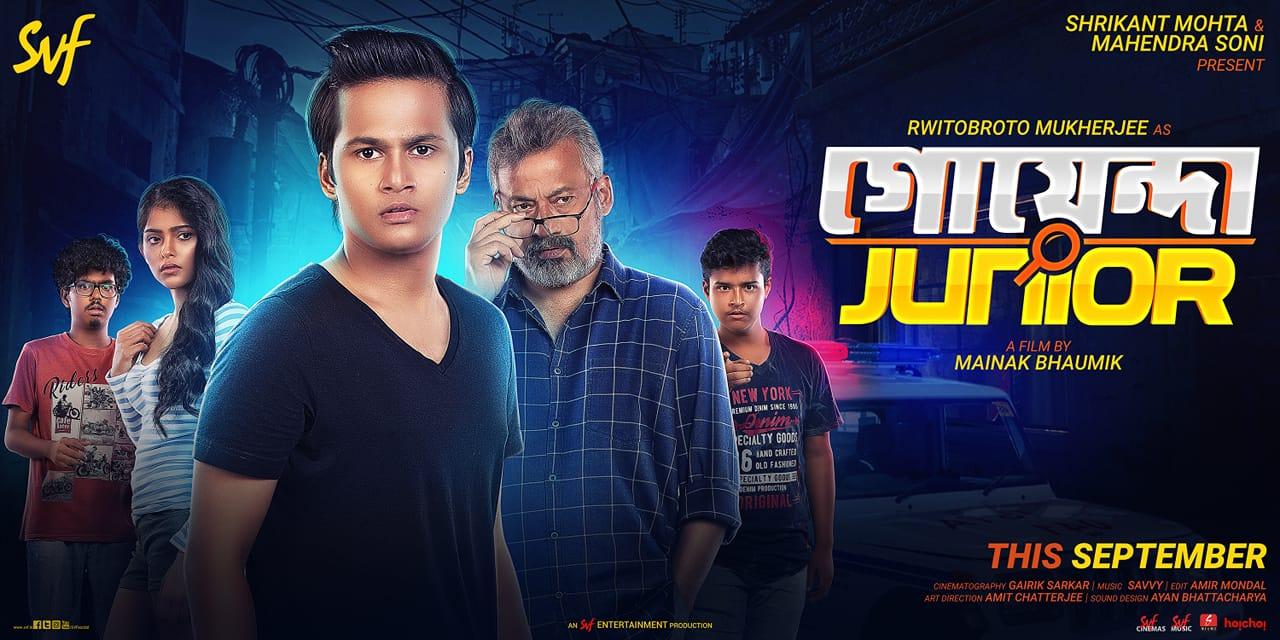 Goyenda Junior 2020 Bengali Movie 720p BluRay 1GB x264 MKV