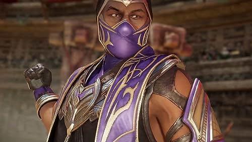 Mortal Kombat 11: Ultimate: Rain Gameplay Trailer