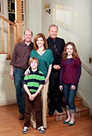 Kelsey Grammer, David Koechner, Melinda McGraw, Jordan Danger, and Nathan Gamble in Hank (2009)