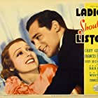 Cary Grant and Frances Drake in Ladies Should Listen (1934)