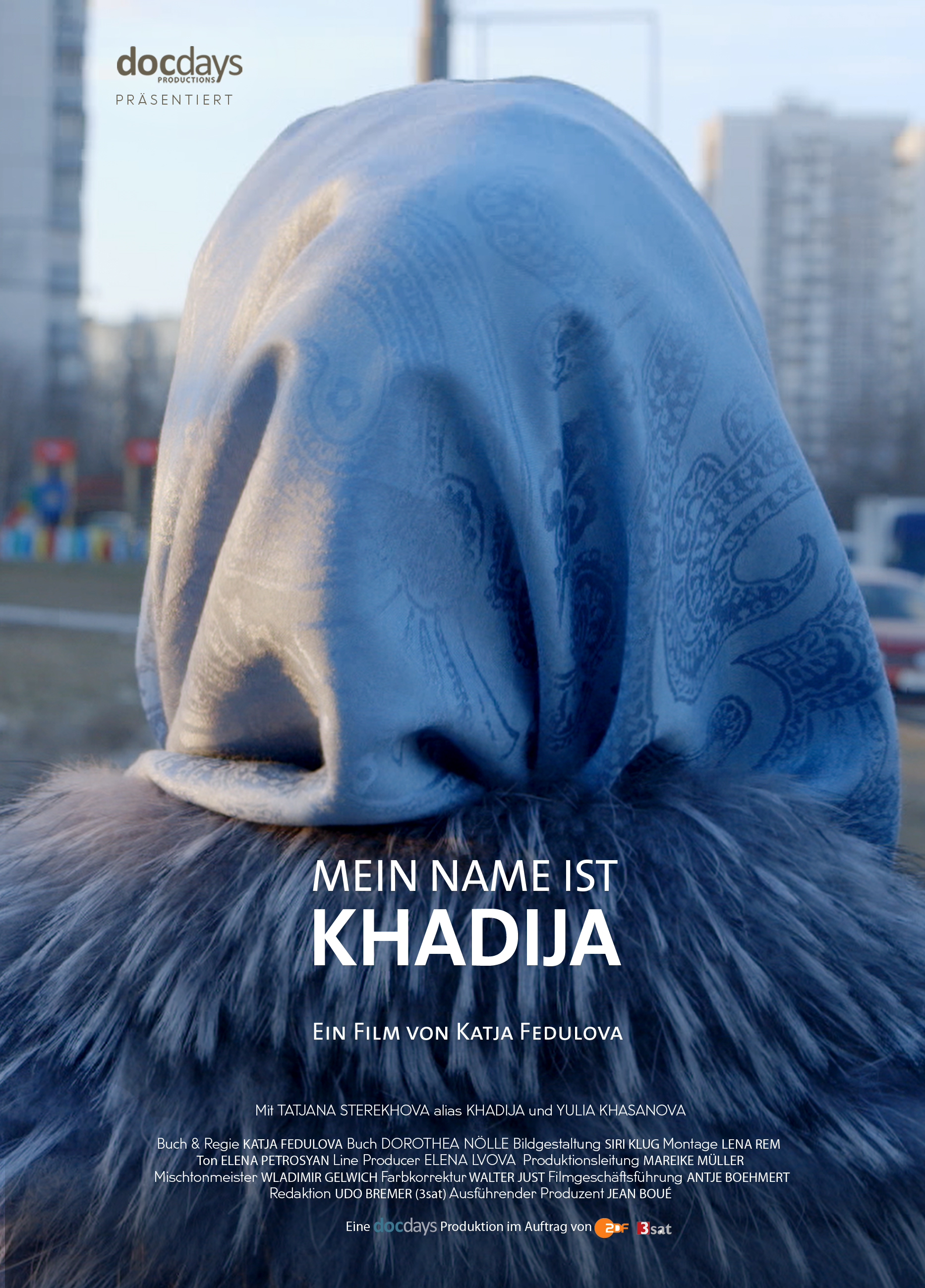 My Name is Khadija (2015) - IMDb