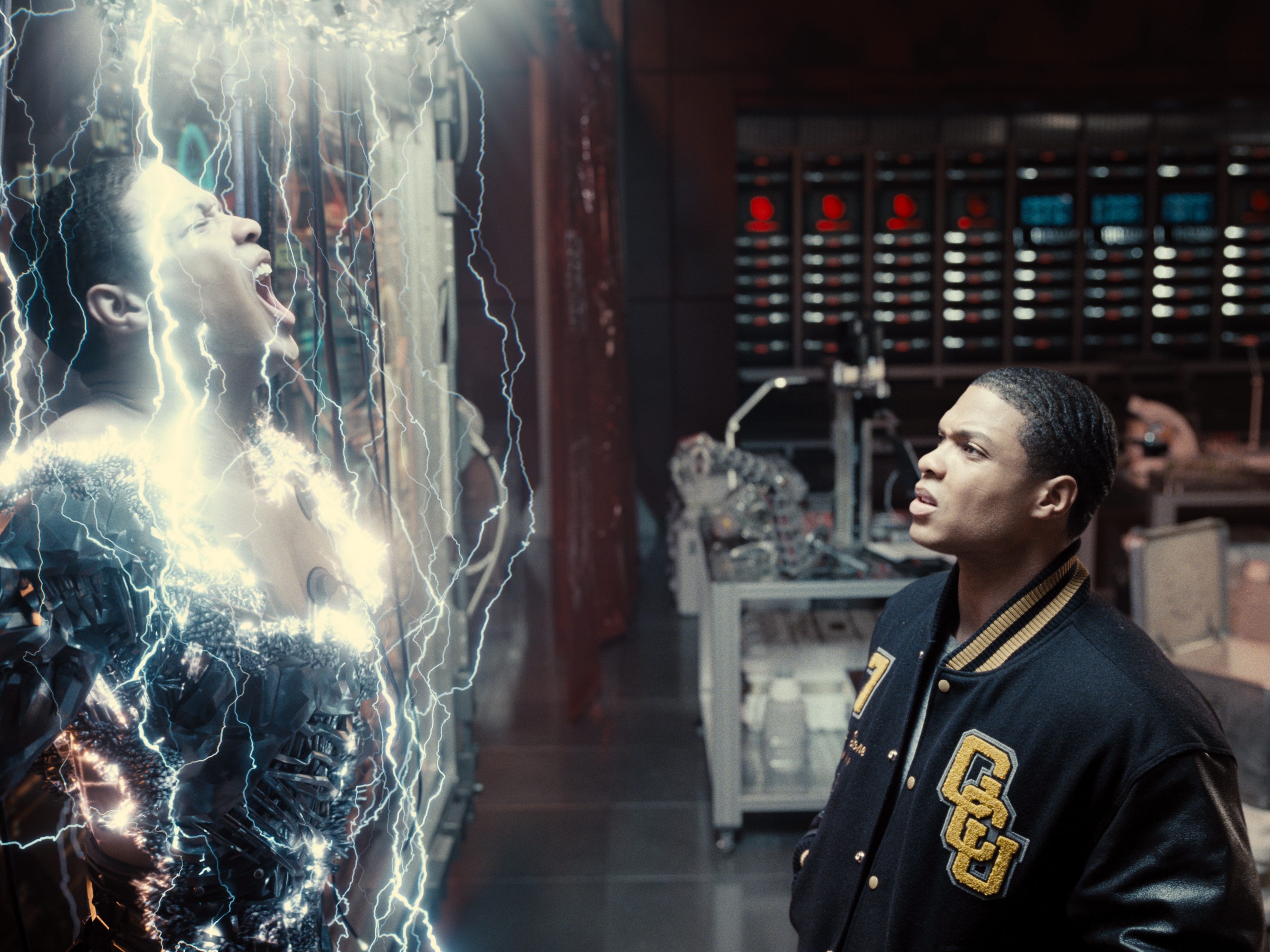 Ray Fisher in Zack Snyder's Justice League (2021)