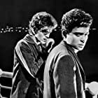 Stathis Giallelis and Gregory Rozakis in America America (1963)