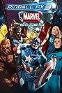 Marvel Pinball (2010) Poster