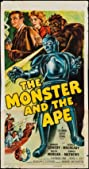 The Monster and the Ape (1945) Poster