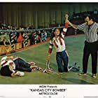Raquel Welch and Helena Kallianiotes in Kansas City Bomber (1972)