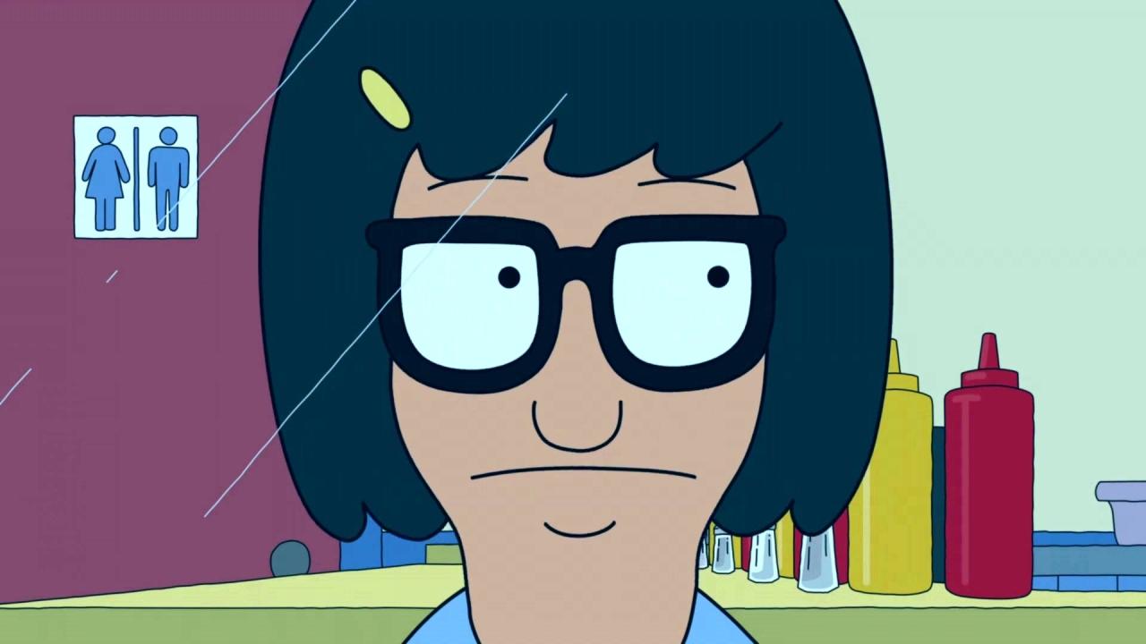 Bob/'s Burgers Tina Glasses